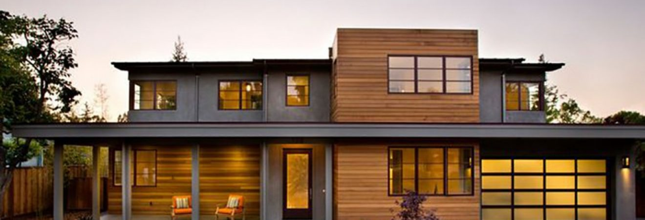 knotty cedar siding vs clear cedar siding for modern homes - Modern Home Siding