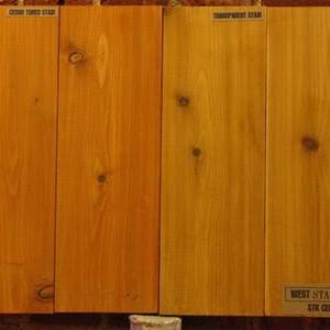 Weststandard Knotty Cedar Siding Vs Clear Cedar Siding