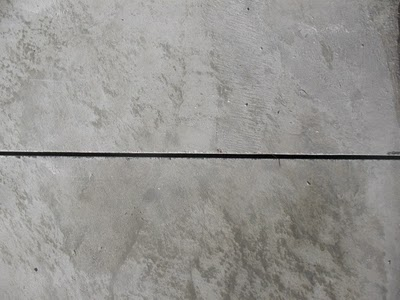 Weststandard Saw Cut Joint Vs Tool Joint Exposed Concrete